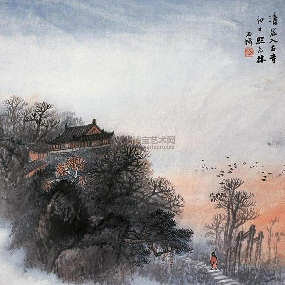杜牧《题扬州禅智寺》